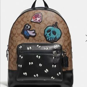 Disney x Coach Snow White & the 7 Dwarfs Backpack